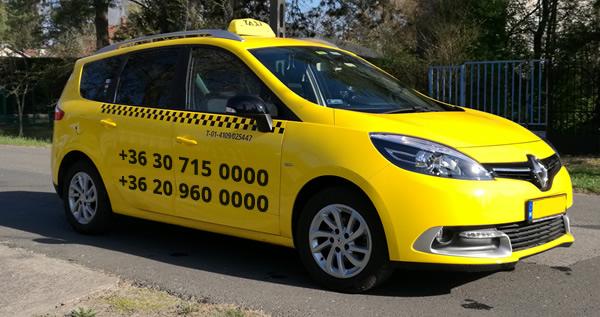 Zamárdi Taxi