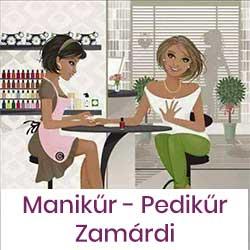 Manikűr pedikűr Zamárdi - Melinda